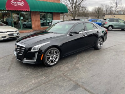 2015 Cadillac CTS Sedan Vsport RWD
