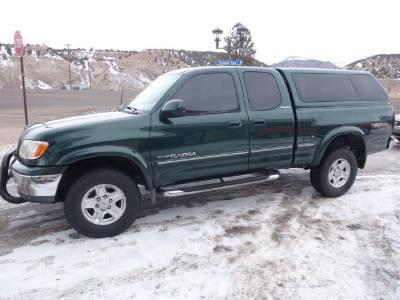 2001 Toyota Tundra Ltd