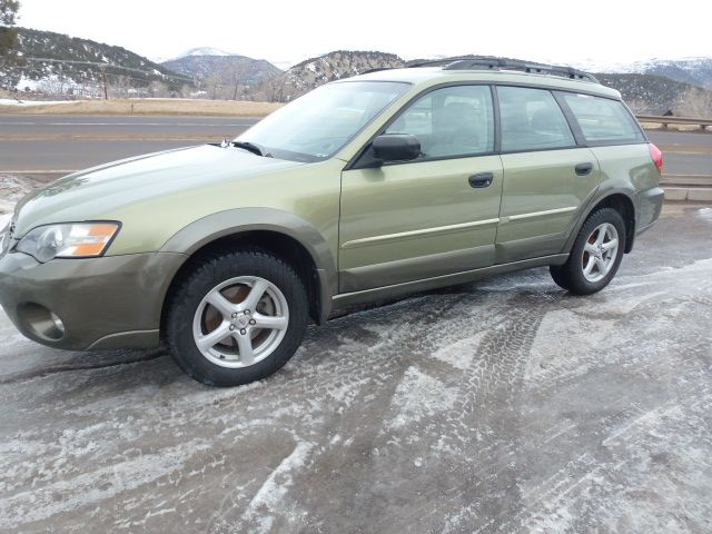 2005 Subaru Legacy Wagon (Natl) Outback