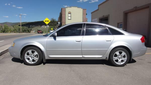 2001 Audi A6 4.2L
