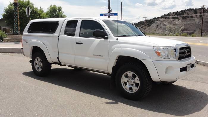 2006 Toyota Tacoma TRD