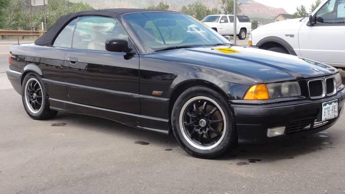 1996 BMW 3-Series 328i