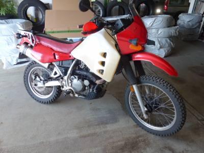 2000 Kawasaki KLR 650