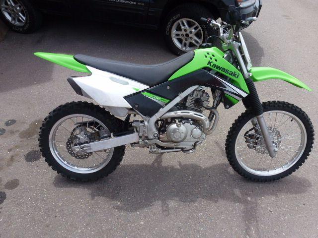 2000 Kawasaki KLX140