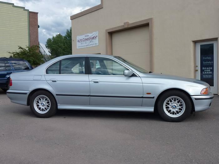 1997 BMW 5 Series 528iA