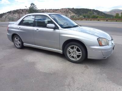 2005 Subaru Impreza Sedan (Natl) RS w/Sport Pkg