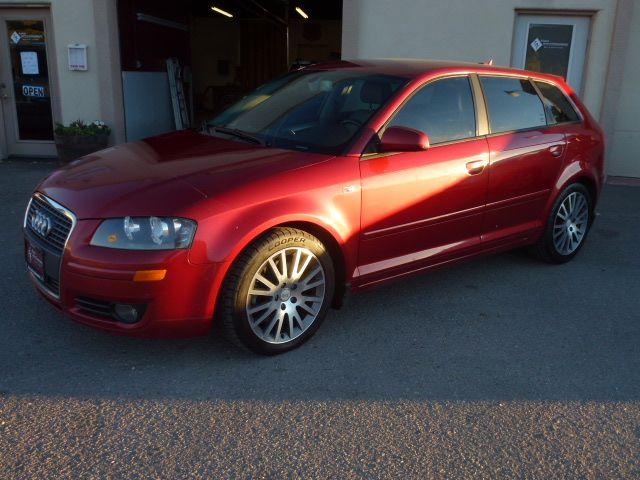 2006 Audi A3 w/Sport Pkg