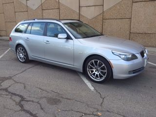 2008 BMW 5 Series 535xiT
