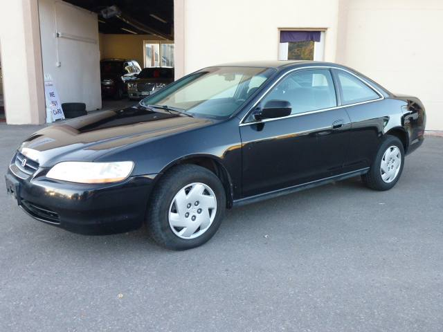 2000 Honda Accord Cpe LX