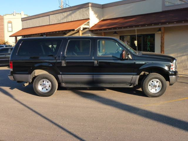 2005 Ford Excursion XLT Diesel
