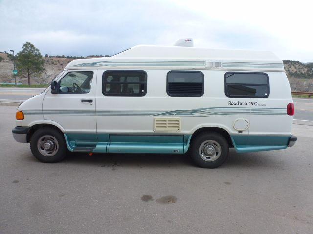 1998 Dodge Ram Van Roadtrek 190
