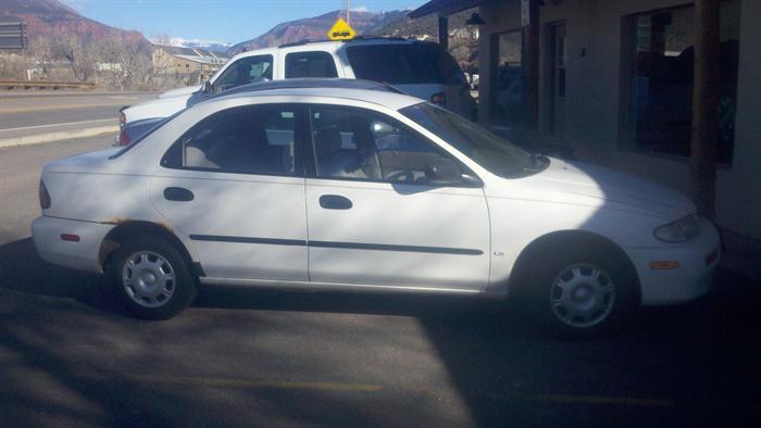 1995 Mazda Protege LX