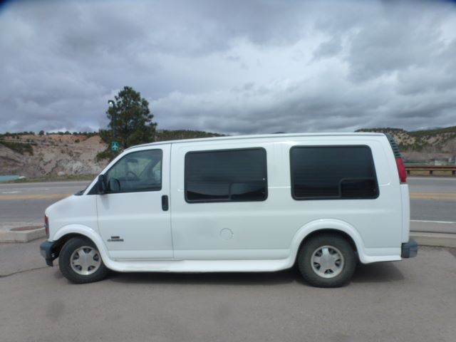 2000 Chevrolet Conversion Van