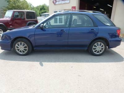 2002 Subaru Impreza Wagon TS Sport