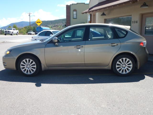 2008 Subaru Impreza Wagon 2.5I