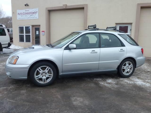 2004 Subaru Impreza Wagon WRX Sport