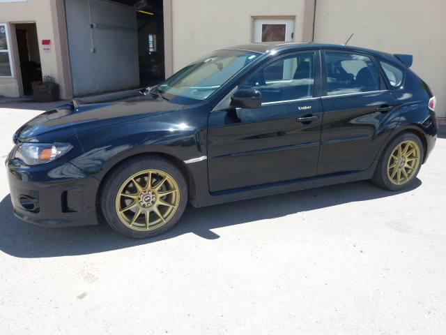 2011 Subaru Impreza Wagon WRX Limited