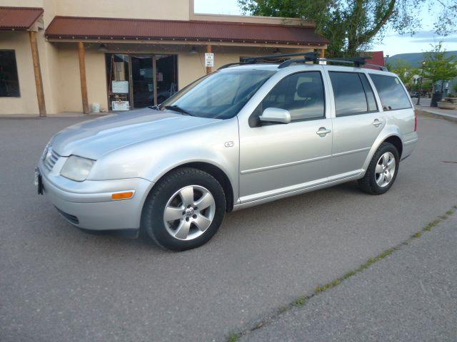 2005 Volkswagen Jetta Wagon GLS