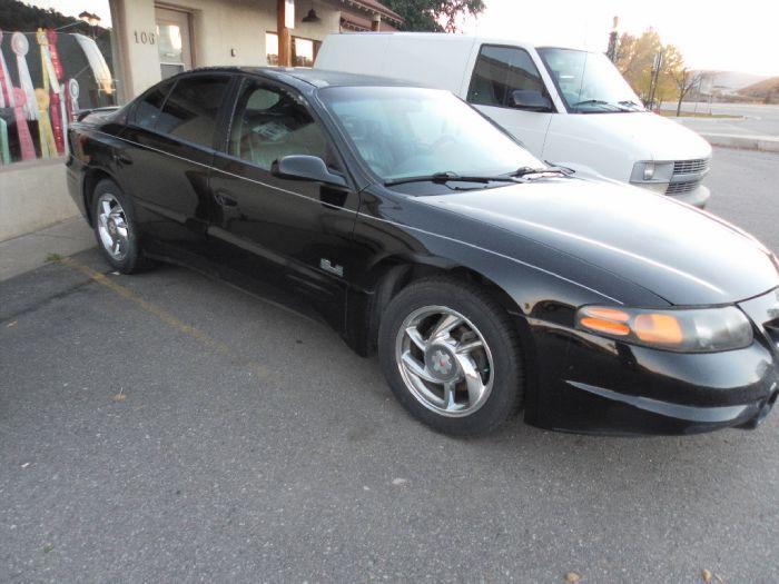 2000 Pontiac Bonneville SLE