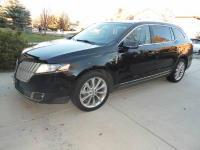 2010 Lincoln MKT w/EcoBoost