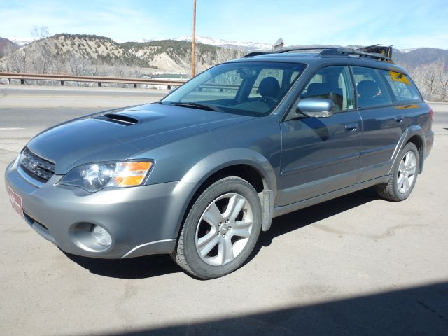 2005 Subaru Legacy Wagon (Natl) Outback XT Ltd