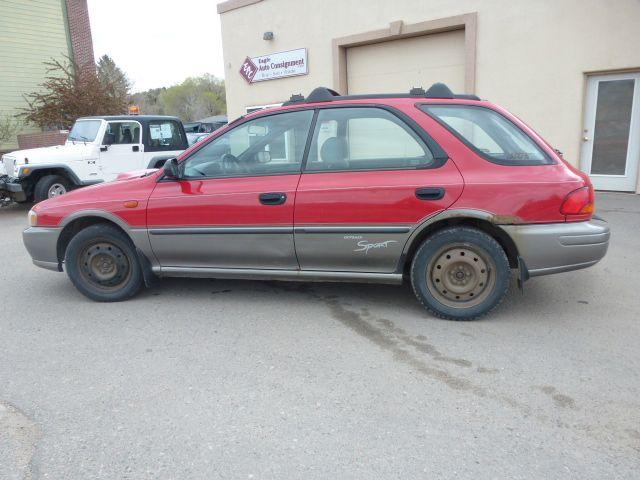1998 Subaru Impreza Wagon Outback Sport