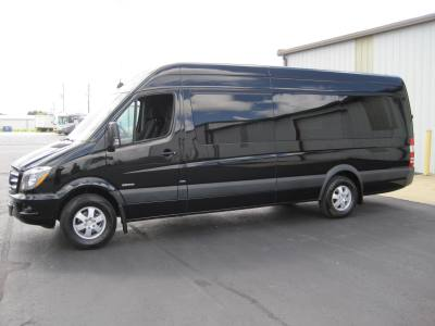 2016 Mercedes-Benz Sprinter Cargo Vans EXT