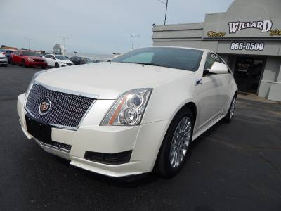 2012 Cadillac CTS Coupe AWD