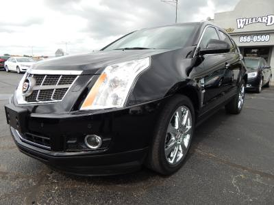 2012 Cadillac SRX Premium Collection