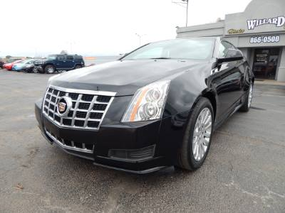 2013 Cadillac CTS Coupe AWD