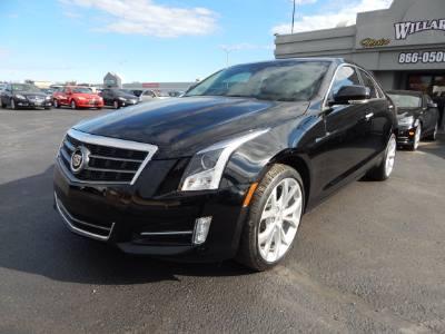 2014 Cadillac ATS Performance AWD