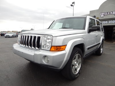 2009 Jeep Commander Sport