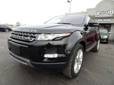 2013 Land Rover Range Rover Evoque Pure Plus