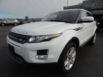 2013 Land Rover Range Rover Evoque Pure Premium
