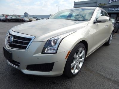 2014 Cadillac ATS Luxury RWD
