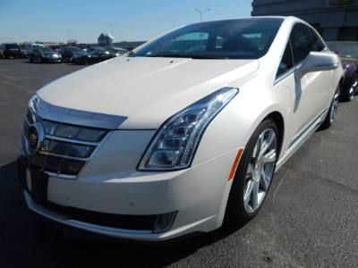 2014 Cadillac ELR Saks Fifth Ave Spec Edition