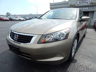 2010 Honda Accord Sdn LX