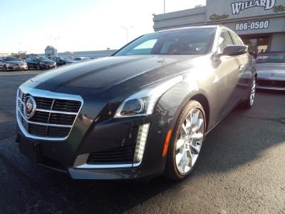 2014 Cadillac CTS Sedan Premium AWD