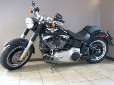 2011 HARLEY DAVIDSON FAT BOY LOW LIKE NEW