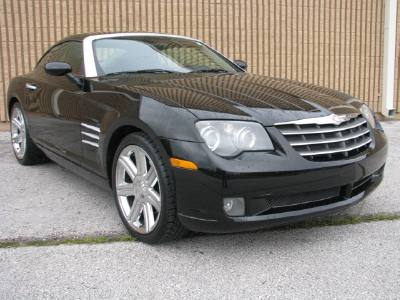 2004 Chrysler Crossfire CHROME PKG