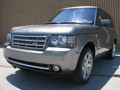 2010 Land Rover Range Rover SUPERCHARGED AUTOBIOGRAPHY