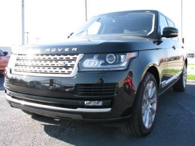 2014 Land Rover Range Rover LWB BLACK SC