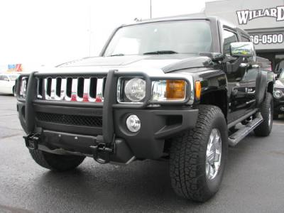 2010 HUMMER H3T Alpha Leather