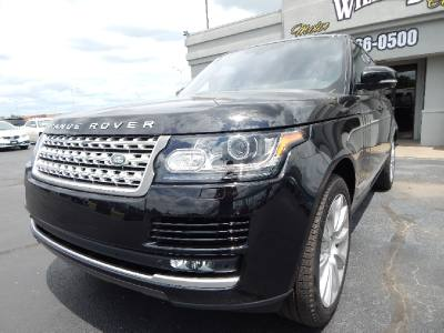 2014 Land Rover Range Rover SUPERCHARGED LONG WHEEL BASE