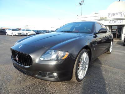 2011 Maserati Quattroporte S