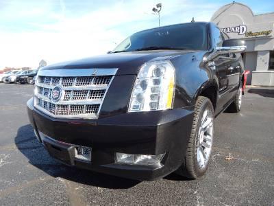 2012 Cadillac Escalade ESV Platinum Edition