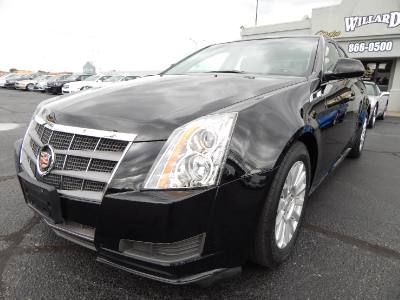 2011 Cadillac CTS4 LUXURY* AWD* PANORAMIC ROOF* BACKUP CAM