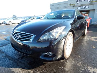 2013 Infiniti G37 Convertible Power Hardtop