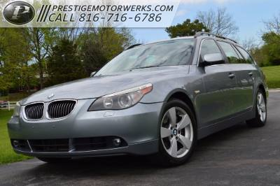 2007 BMW 5 Series 530xi Wagon