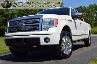 2011 Ford F-150 Platinum SuperCrew
